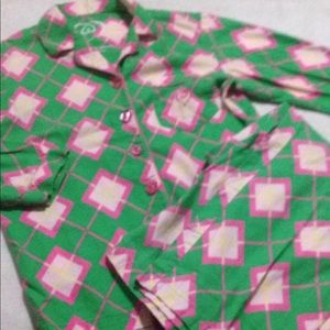 Victoria's Secret M, flannel Pajamas